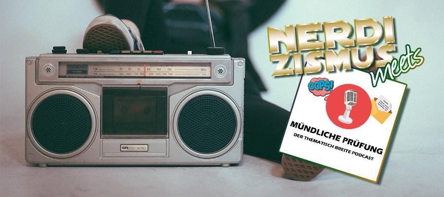 Hörspielnerds Mündliche Prüfung meets Nerdizismus - Hörspiele und die drei Fragezeichen