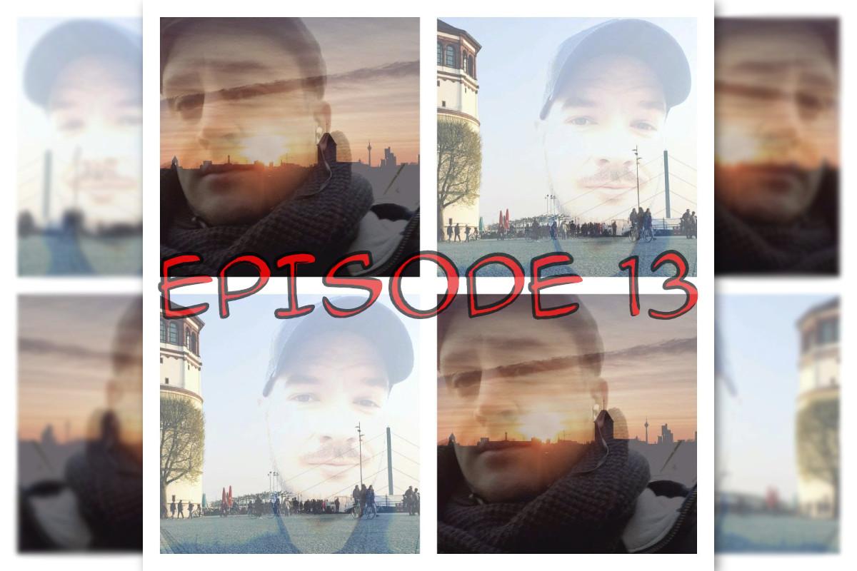 Mündliche Prüfung Der thematisch breite Podcast Episode 13 Cover